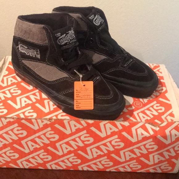 Vintage Vans Shoes Made In Usa | Poshmark